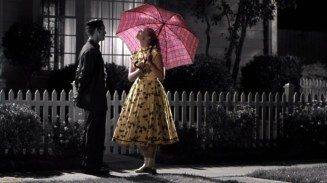 Pleasantville - the cinematography is so stunning