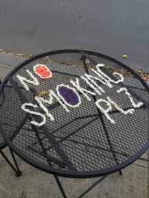 Seed Stitch Salem