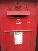 Love a Victorian post box