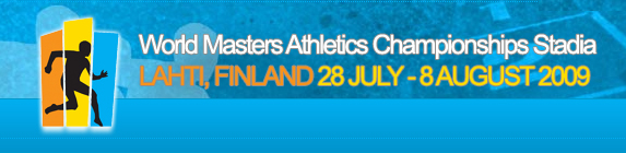 Mundial Atletismo Veterano 2009