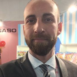 Emiliano Stefanelli @ International Toy Fair 2017