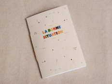 livre, carnet, illustration, texte, otis, détournement, reliure, artisanal