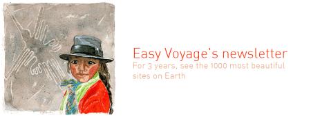 Banner Easyvoyage newsletter