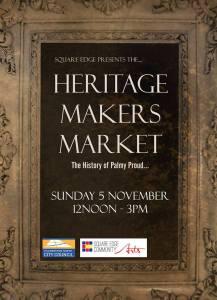 Art trail, Makers market. Palmerston North, emilie geant, prints, artist, birds , heritage, community, christmas, christmas market