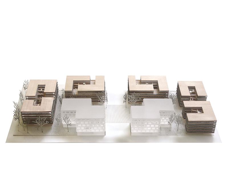 ECDM / logements à montevrain