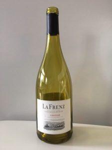 La Frenz Viognier 2015 Wine Bottle