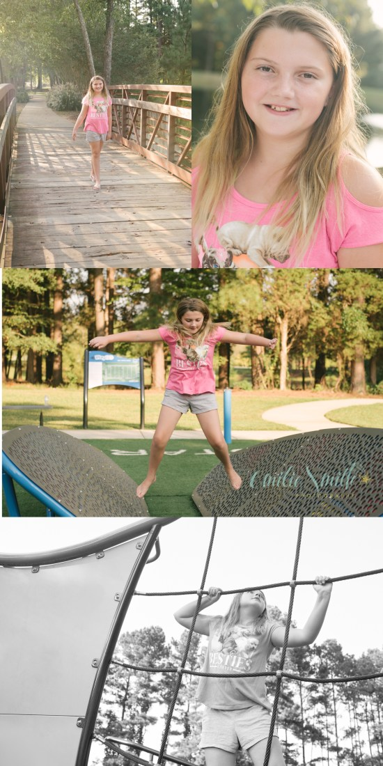 Tween portrait photography is vital to completing your child's keepsakes