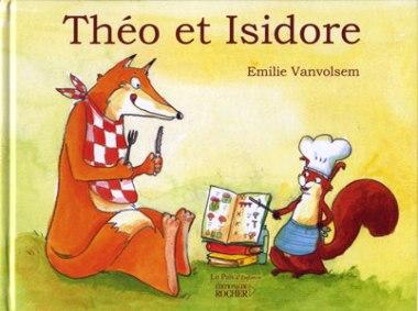 Théo et Isidore Ed. Los Païs d'Enfance