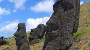 La Isla de Pascua como ejemplo de crecimiento exponencial en una sociedad