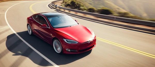 Tesla Model S 100D con 632 km EPA, 593 km WLTP y 539 km EPA