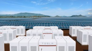 Proyecto Hornsdale Power Reserve en Australia y el Megapack de Tesla