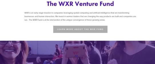 WXR Venture Fund