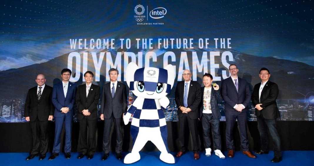 olimpiadas tokio intel AR VR