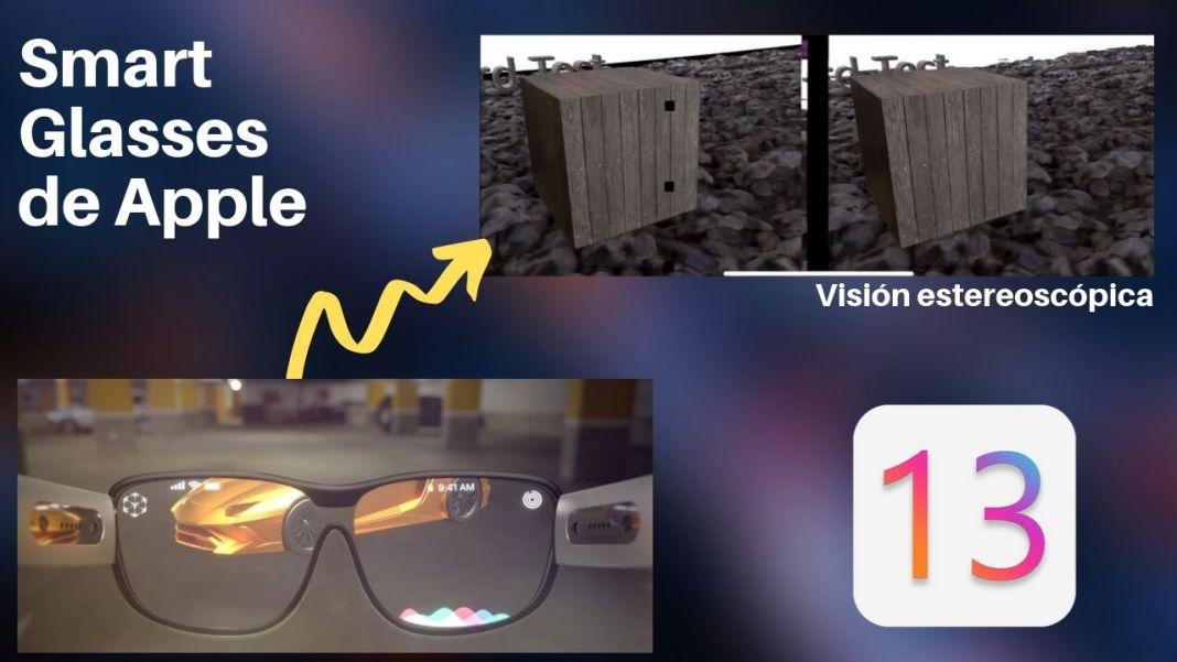 vision smart glasses realidad aumentada apple