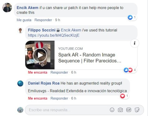 2020 I will be spark AR tutorial
