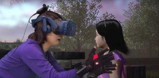 realidad virtual madre hija