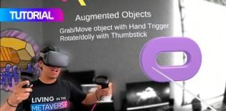 Oculus Passthrough Experimental