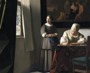 Vermeer & the Masters of Genre Painting: Inspiration & Rivalry