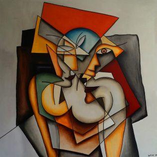Cubist Trio