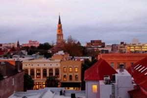 Charleston South Carolina Buildings