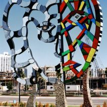 Clay Sculpture in San Diego