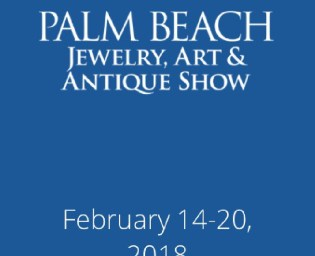 Emillions Art @ Palm Beach Jewelry, Art & Antique Show: February 14 - 20, 2018