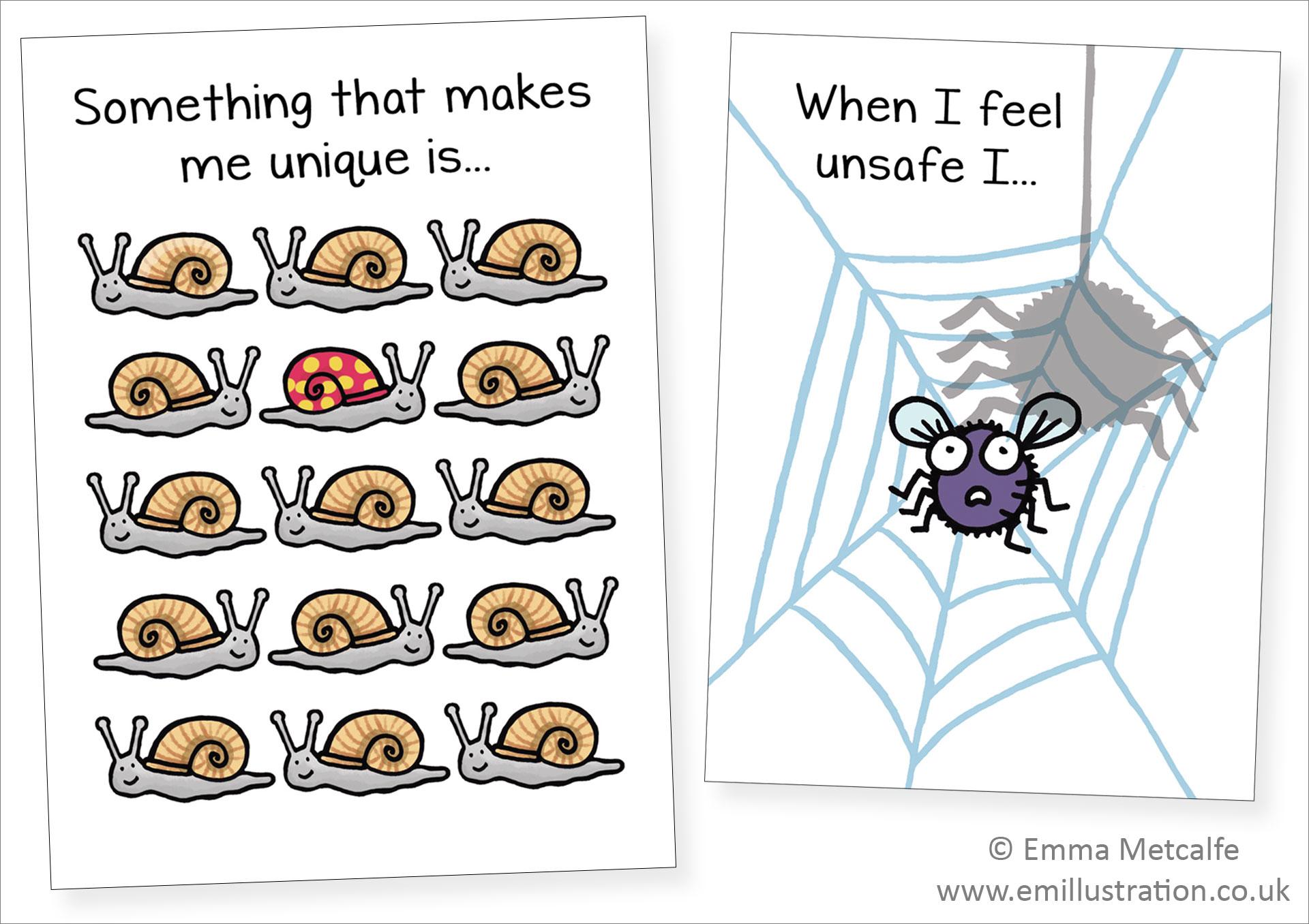 Animals Blog Emma Metcalfe Illustration