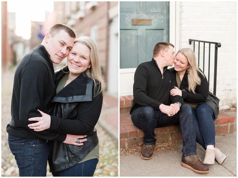 Alexandria engagement photos