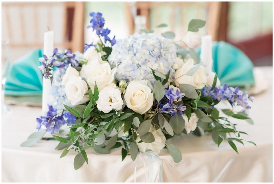 raspberry-plain-manor-table-settings-wedding-photo-centerpiece-idea