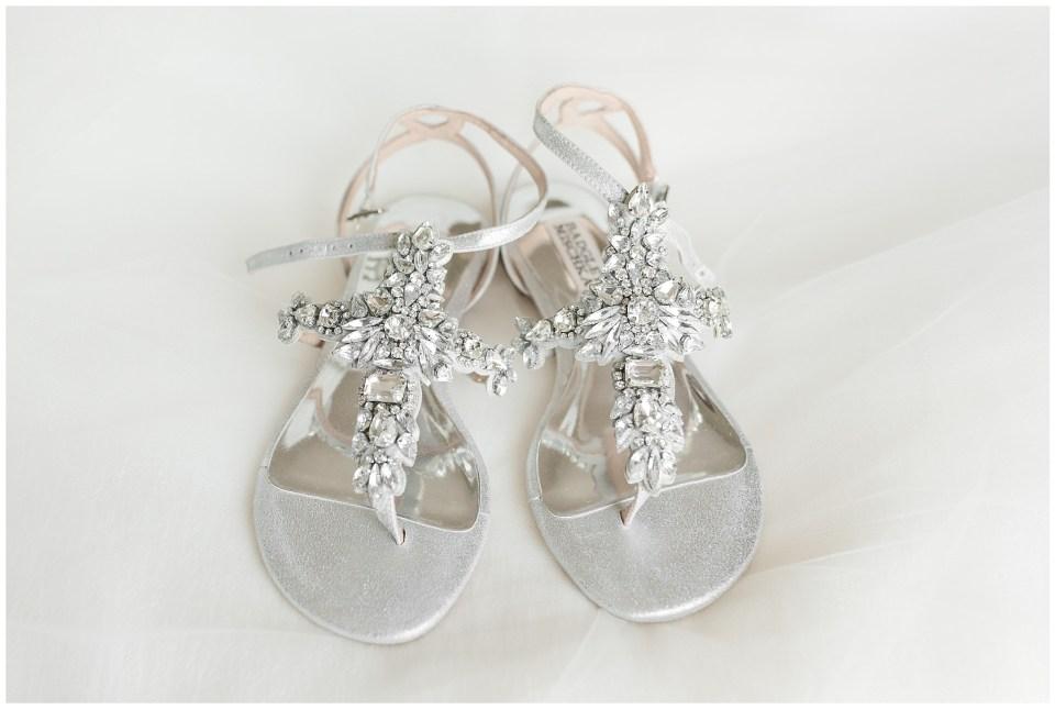 Badgley-Mischka-sparkly-wedding-sandals