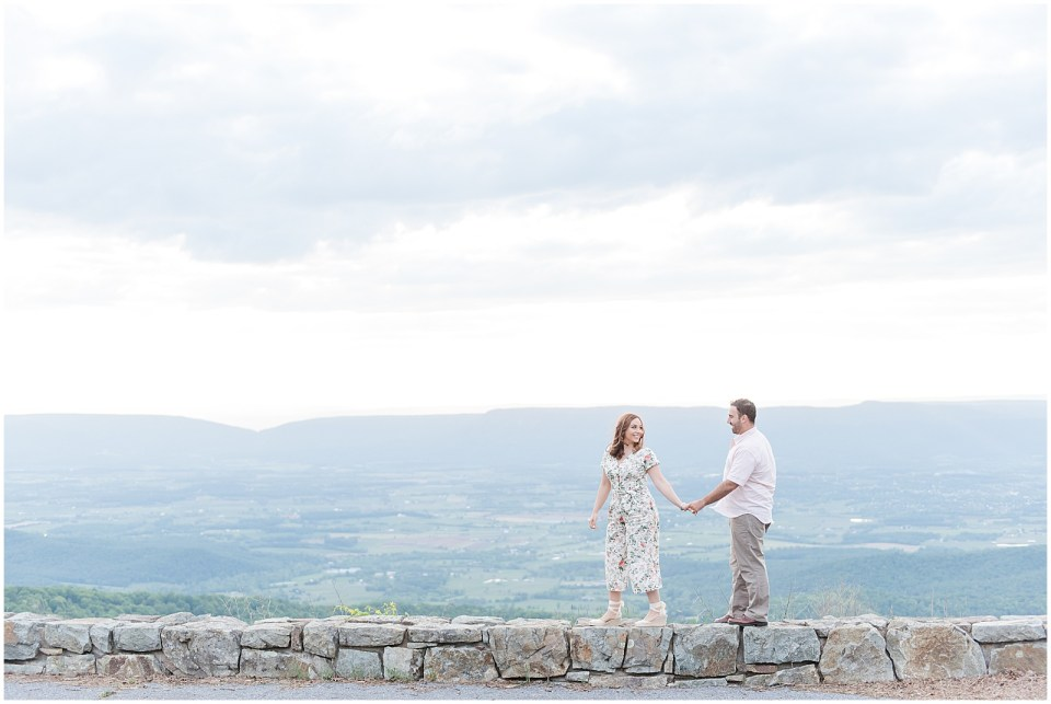 shenandoah-national-park-engagement-photo