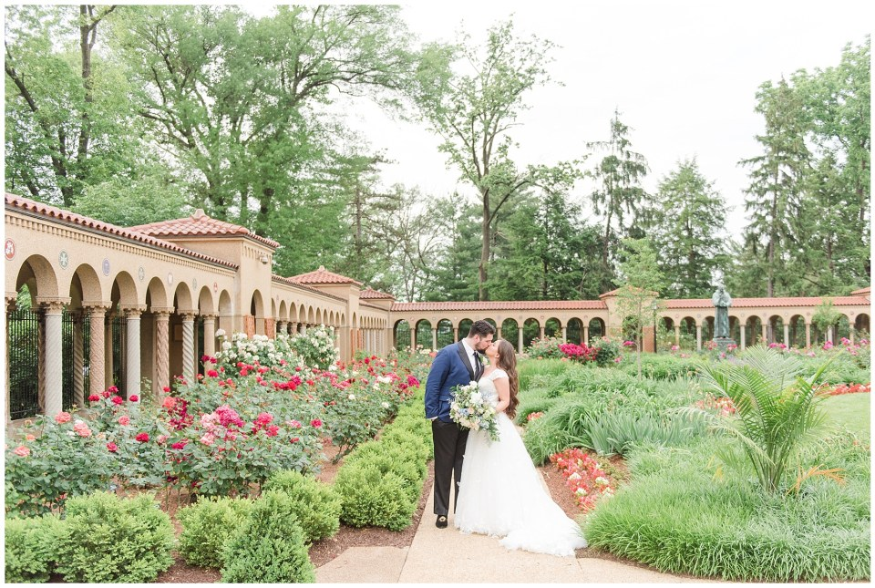 Garden Wedding Venue in Washington DC
