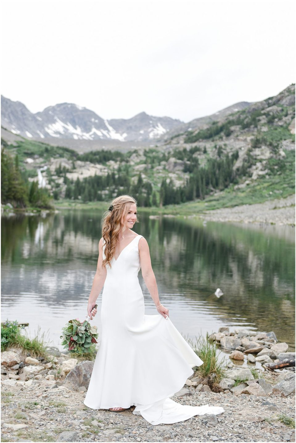 colorado wedding photo