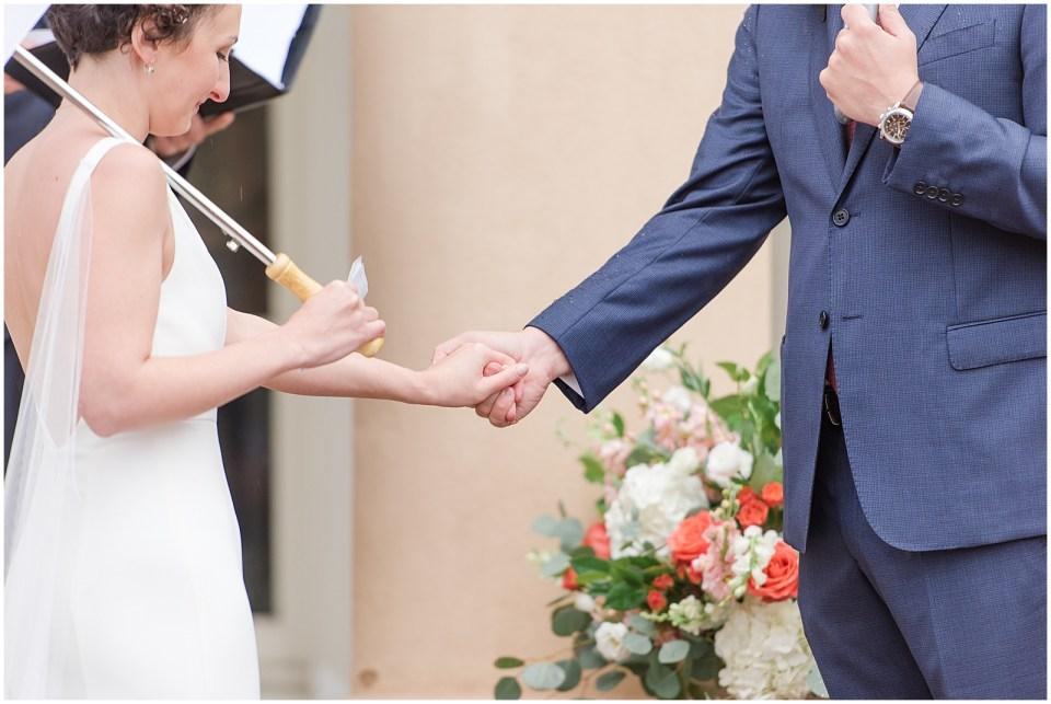 tudor place micro wedding photos