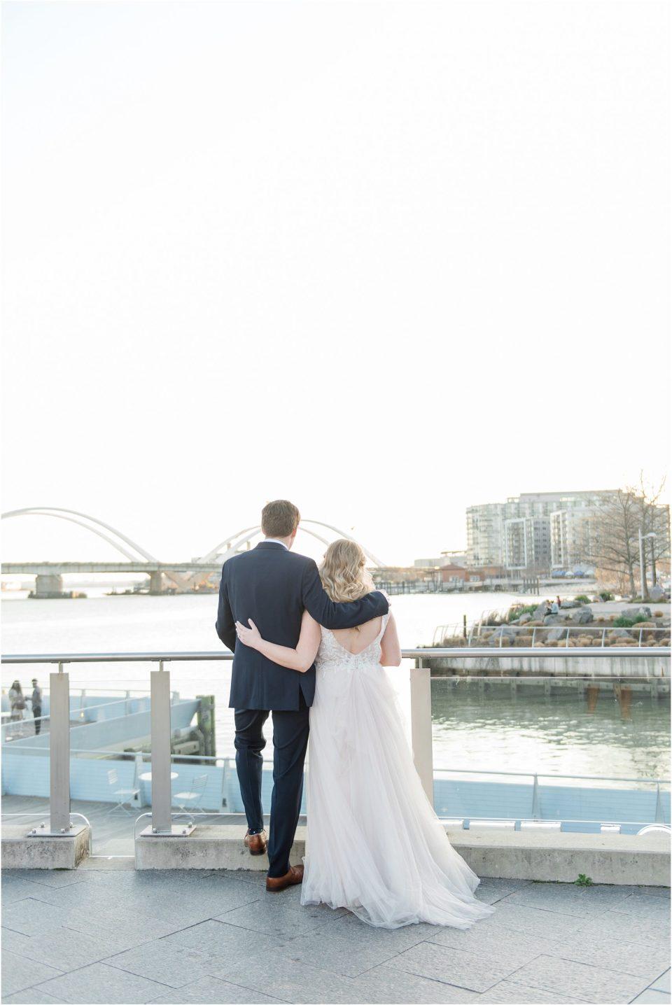 Yards Park Wedding photos