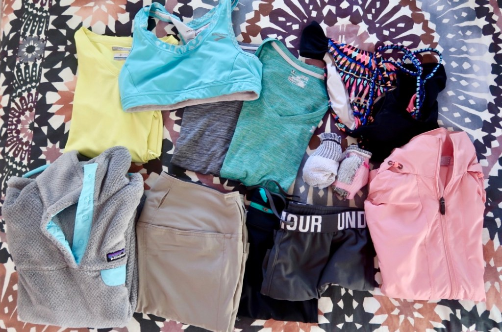 clothing items needed for hiking trip to machu picchu, peru - tips and tricks for hiking to machu picchu