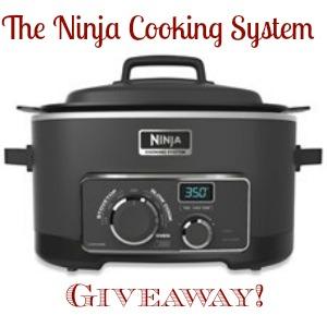 The Ninja-My Little Kitchen Helper {Giveaway}