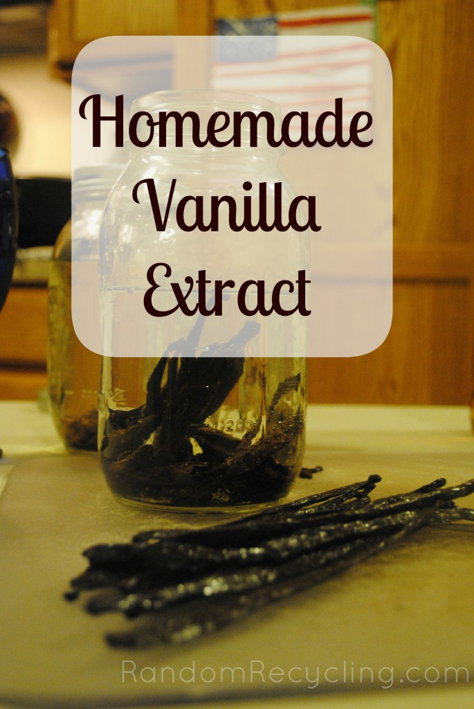 vanilla extract label