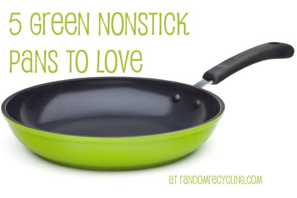 Green Nonstick Pans