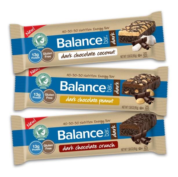 Balance Bar Dark Chocolate Bars