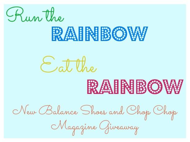 Rainbow Giveaway RandomRecycling.com