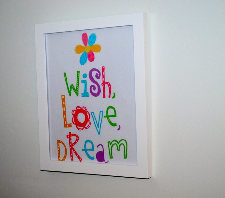 Wish Love Dream art