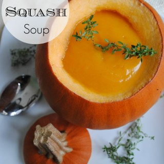The WonderBag and Butternut Squash Soup