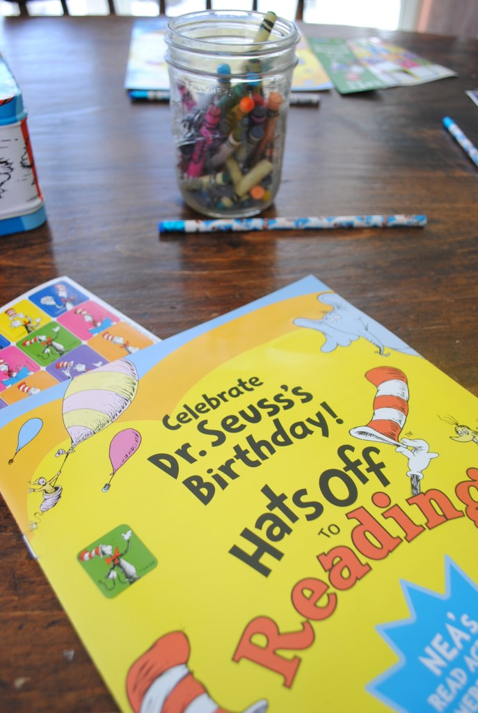 Dr Seuss Birthday Reading