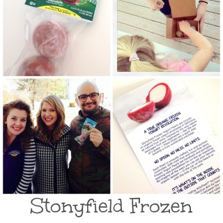 What's in a Stonyfield Yogurt Pearl?