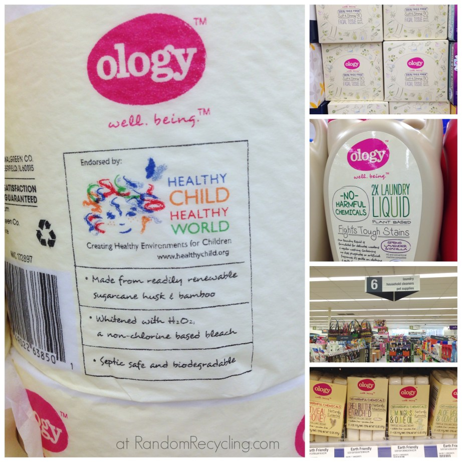 Ology endorsed by Healthy Child Healthy World