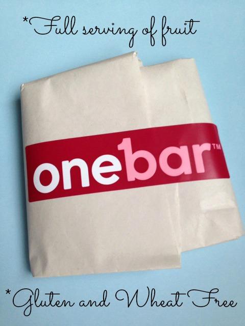 Onebar-what's inside?