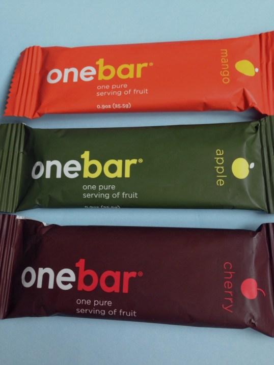 onebar flavors