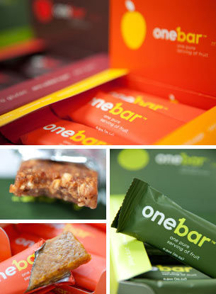 onebar healthy snack
