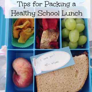 Inspire Healthy Habits in Kids through the Lunch Box